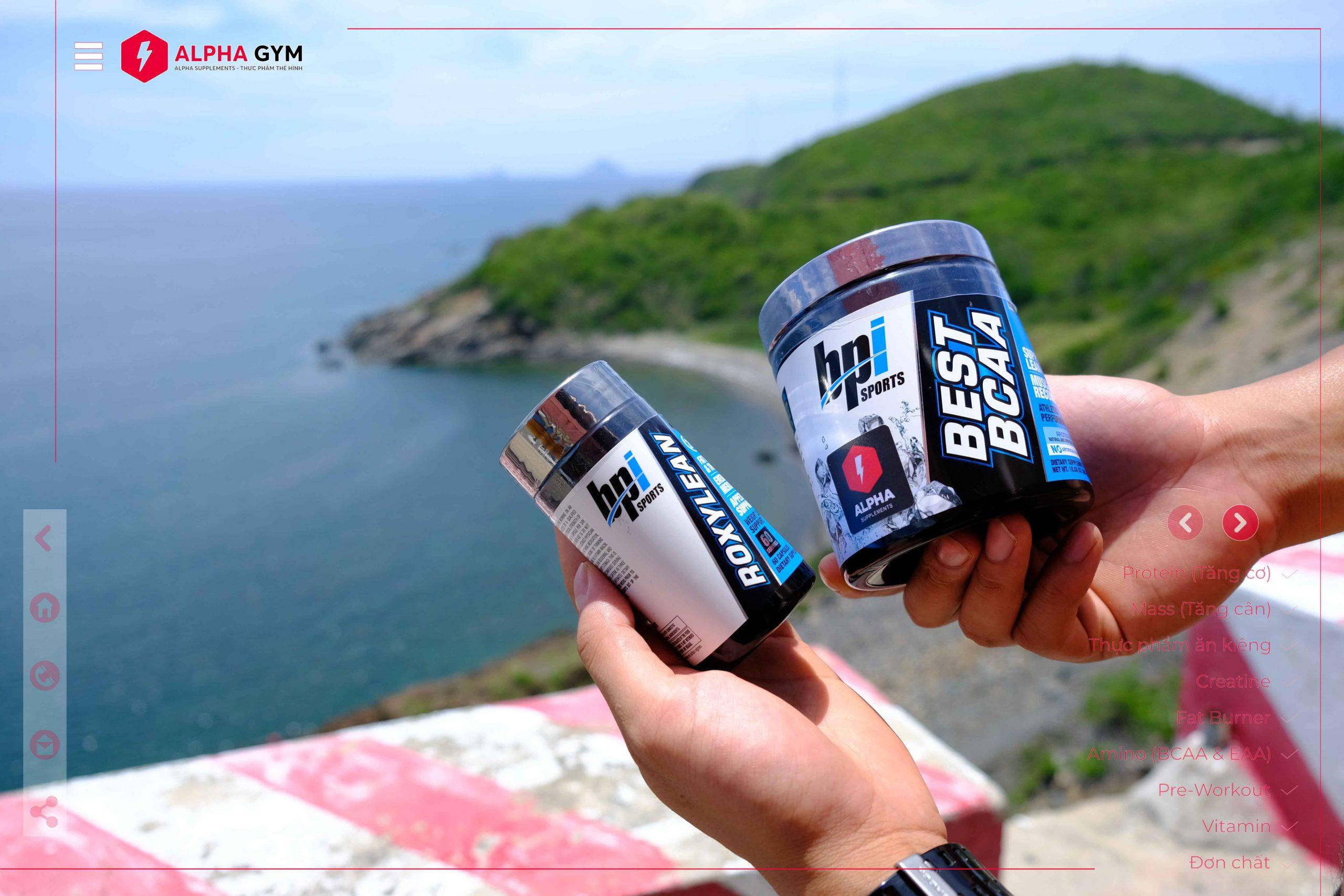 BPI Sports Best BCAA (60 Servings) - Thực phẩm thể hình Nha Trang