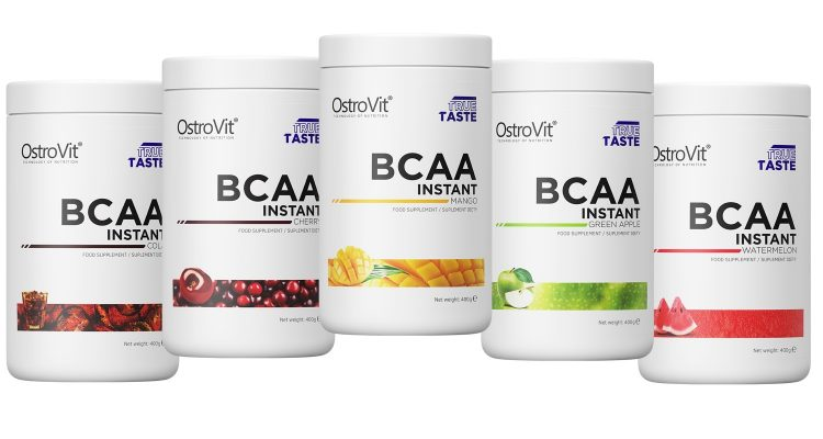 Ostrovit BCAA Instant (40 Servings)